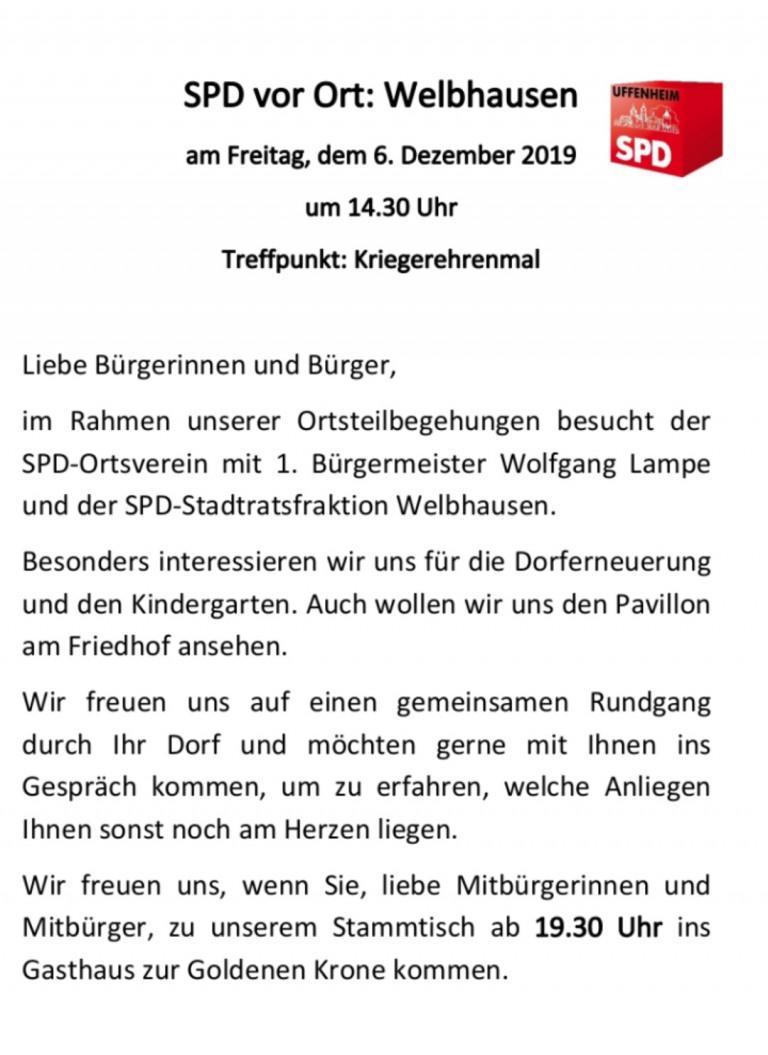 Welbhausen